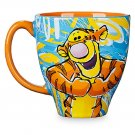 Disney Store Coffee Mug Tigger Pattern 2017