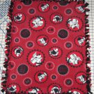 "Disney 101 Dalmatians Fleece Baby Blanket Pet Lap 24"" x 30"""