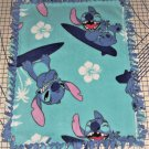 "Disney Stitch Fleece Baby Blanket Pet Lap 24"" x 30"""