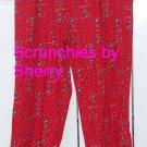 Tampa Bay Buccaneers Lounge Pants Sleep PJs Red Mens NFL Football Large