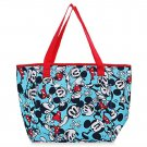 Disney Store Mickey Mouse Summer Fun Cooler Bag Lunch Tote 2017