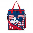 Disney Store Mickey Mouse Americana Lunch Cooler Bag 2017