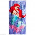 Disney Store Ariel The Little Mermaid Beach Towel 2015