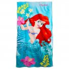 Disney Store Ariel The Little Mermaid Beach Towel 2017