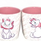 Disney Marie Coffee Mug Aristocats White Pink Theme Parks