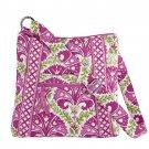 Vera Bradley Hipster Bag Shoulder Handbag Purse Crossbody Julep Tulip