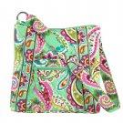 Vera Bradley Hipster Bag Shoulder Handbag Purse Crossbody Tutti Frutti