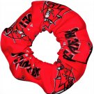 Tampa Bay Buccaneers Red Fabric Hair Scrunchies NFL NEW