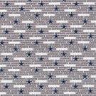 Dallas Cowboys Football Mini Fabric Hair Scrunchie Scrunchies NFL