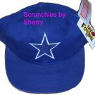 Dallas Cowboys Blue Football Youth Kids Cap Hat NFL NWT