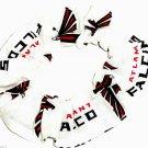Atlanta Falcons Football Fabric Hair Scruncie Scrunchies NFL