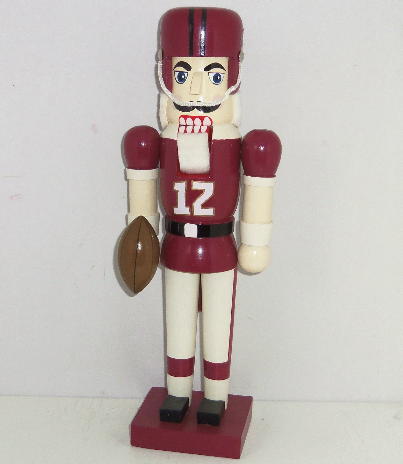 San Francisco 49ers Nutcracker NFL New