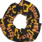 Pittsburgh Pirates Basebell Fabric Hair Scrunchie Scrunchies by Sherry MLB