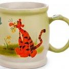 Disney Store Winnie the Pooh Tigger Watercolor Coffee Mug 2015 New