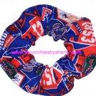 Florida Gators New Tossed Fabric Hair Scrunchie Scrunchies NCAA