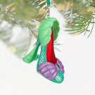 Disney Ariel The Little Mermaid  Runway Shoe Christmas Ornament Theme Parks