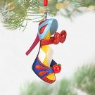 Disney Snow White Runway Shoe Christmas Ornament Theme Parks
