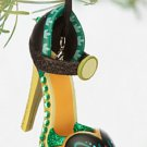 Disney Frozen Anna Runway Shoe Christmas Ornament Theme Parks