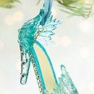 Disney Frozen Elsa Runway Shoe Christmas Ornament Theme Parks
