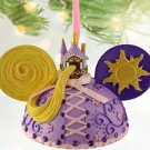 Disney Rapunel Ear Hat Christmas Ornament Theme Parks