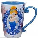 Disney Store Princess Mug Cinderella 2016 New