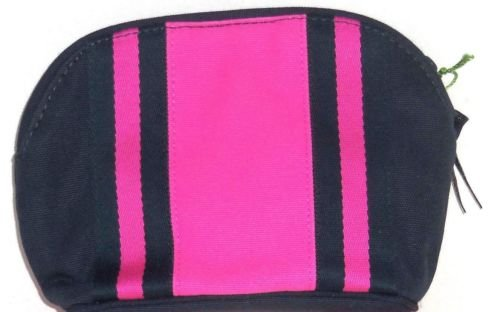 Vera Bradley Colorblock Cosmetic Bag Petal Paisley New