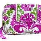 Vera Bradley Smartphone Wristlet Wallet Cell Phone Case Julep Tulip