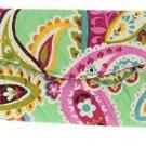Vera Bradley Strap Wallet Tutti Frutti  Crossbody New