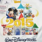 Disney World Mickey Mouse Nemo Tinker Bell Chip Dale Cinch Sack Tote 2015 New