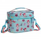 Disney Store Minnie Mouse Blue Lunch Tote Box 2018