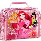Disney Store Princess Pink Lunch Tote Box 2016