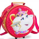 Disney Store Mrs Potte Lunch Tote Box 2016 Beauty and the Beast