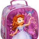 Disney Store Sofia the First Purple Lunch Tote Box 2014