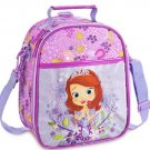 Disney Store Sofia the First Purple Lunch Tote Box 2015