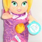 Disney Babies Rapunzel Plush and Blanket Theme Parks New