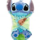 Disney Babies Stitch Plush and Blanket Theme Parks New