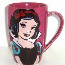 Disney Princess Snow White Coffee Mug Cup Theme Parks Fairest One of All Morning