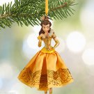 Disney Store Christmas Ornament Belle 2015