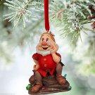 Disney Store Christmas Ornament Doc 2015 Snow White