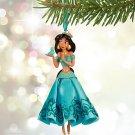 Disney Store Christmas Ornament Jasmine 2015