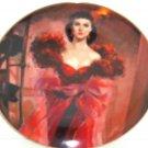 Gone with the Wind Collectors Plate Scralet's Resolve Bradford Exchange Vintage