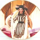 Gone with the Wind Collectors Plate Scarlets Shopping Spree Bradford Exchange