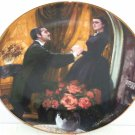 Gone with the Wind Collectors Plate The Proposal Bradford Exchange Vintage