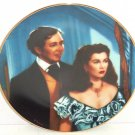 Gone with the Wind Collectors Plate The Smitten Suitor Bradford Exchange Vintage