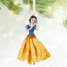 Disney Store Snow White Sketchbook Christmas Ornament 2016