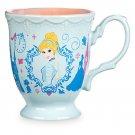 Disney Store Princess Cinderella Flower Mug 2017