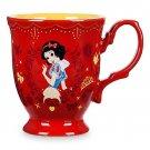 Disney Store Princess Snow White Flower Mug 2017