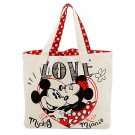 Disney Store Mickey Minnie Tote Bag 2017