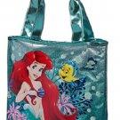 Disney Store Princess Ariel Swim Bag Tote Little Mermaid