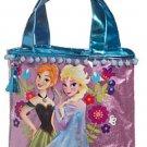 Disney Store Frozen Swim Bag Tote Elsa Anna